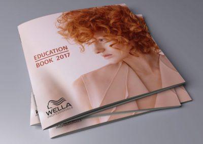 """Wella - Cosmétiques </br> <a href=""""https://rdigital.be/services"""">Création d'identité visuelle</a>"""