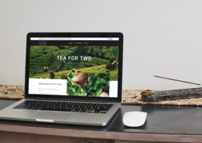 Site Web Tea For Two